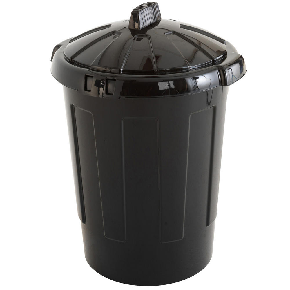 80 Litre Dustbin Complete With Lid