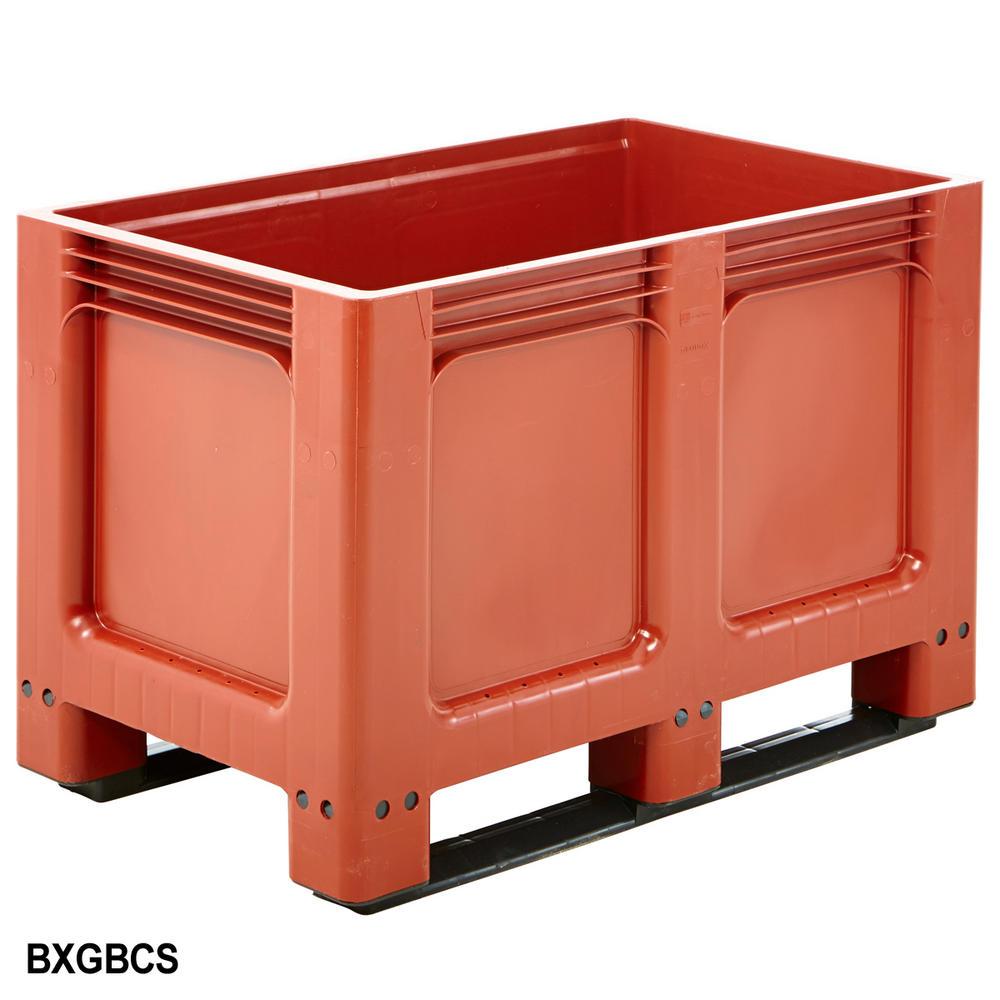 Industrial Storage Pods : Geobox bulk containers ibc s pallet boxes bernard bins