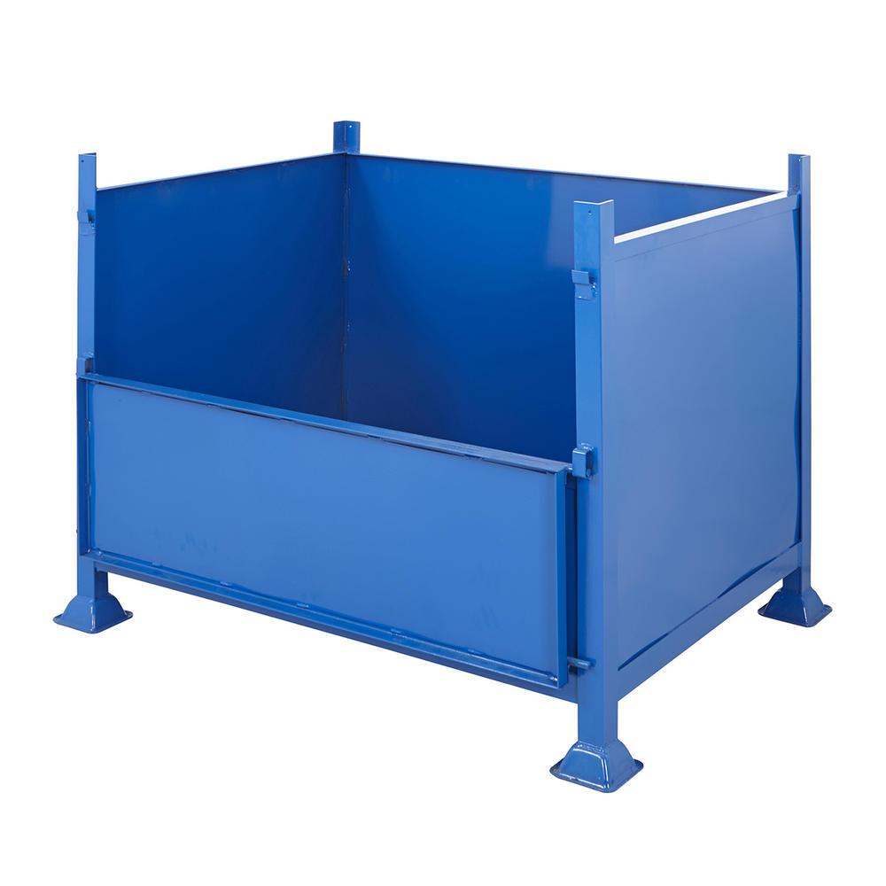 Half-Drop Steel Side Pallets