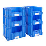 Extra Large Euro Stacking Pick Containers