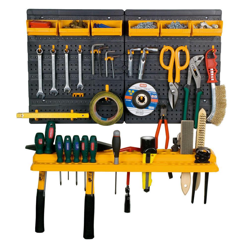 Mini Tool Rack Kit