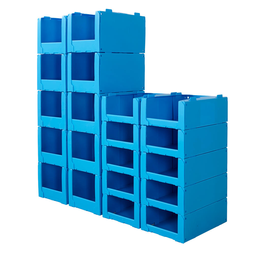 Value Stacking Pick Bins