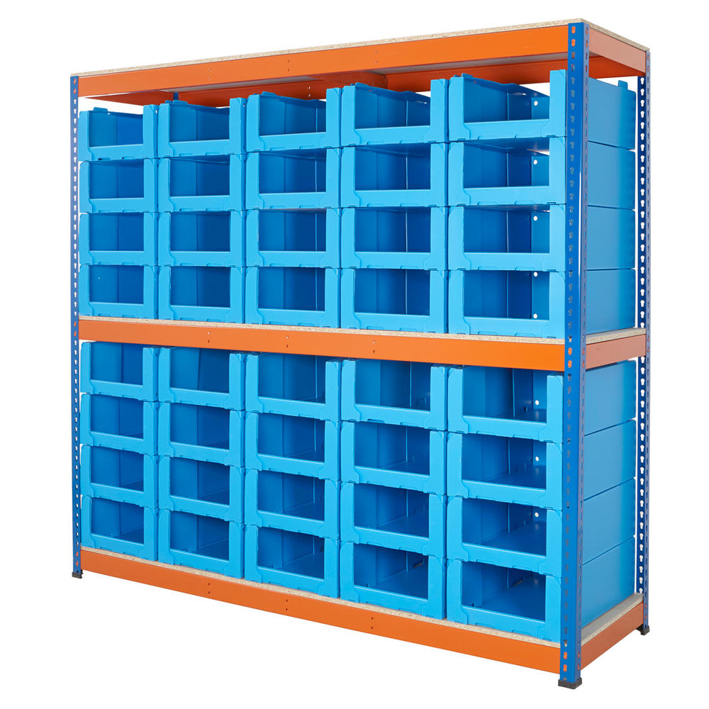 Racking With Value Pick Bins Kit