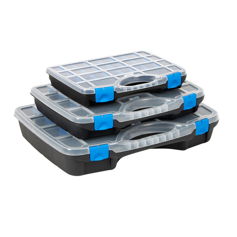 Plastic Parts Storage Containers