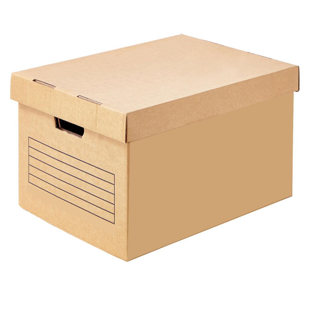 Plain Document Boxes