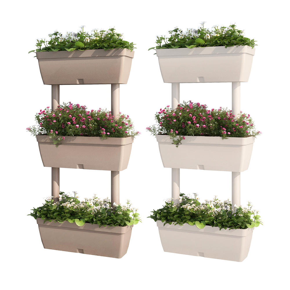 3 Tier Plant Stands