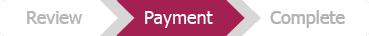 Progress Bar - Payment