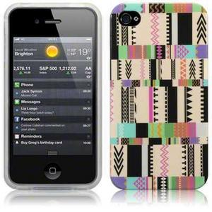 how to print photos from iphone tpu gel cover for iphone 4s iphone 4 aztec oh so 3984