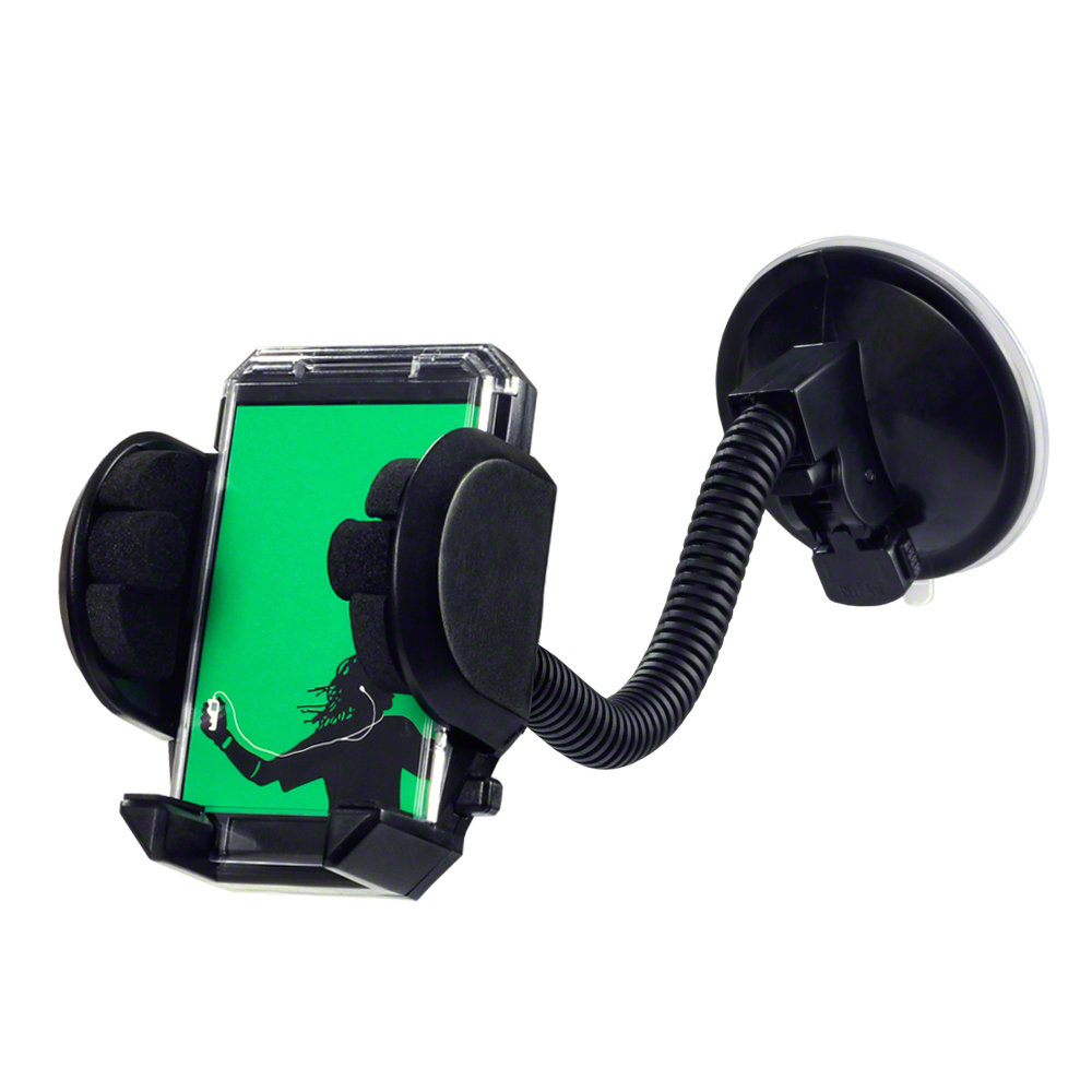 windscreen flexible suction mount car holder for google nexus 6