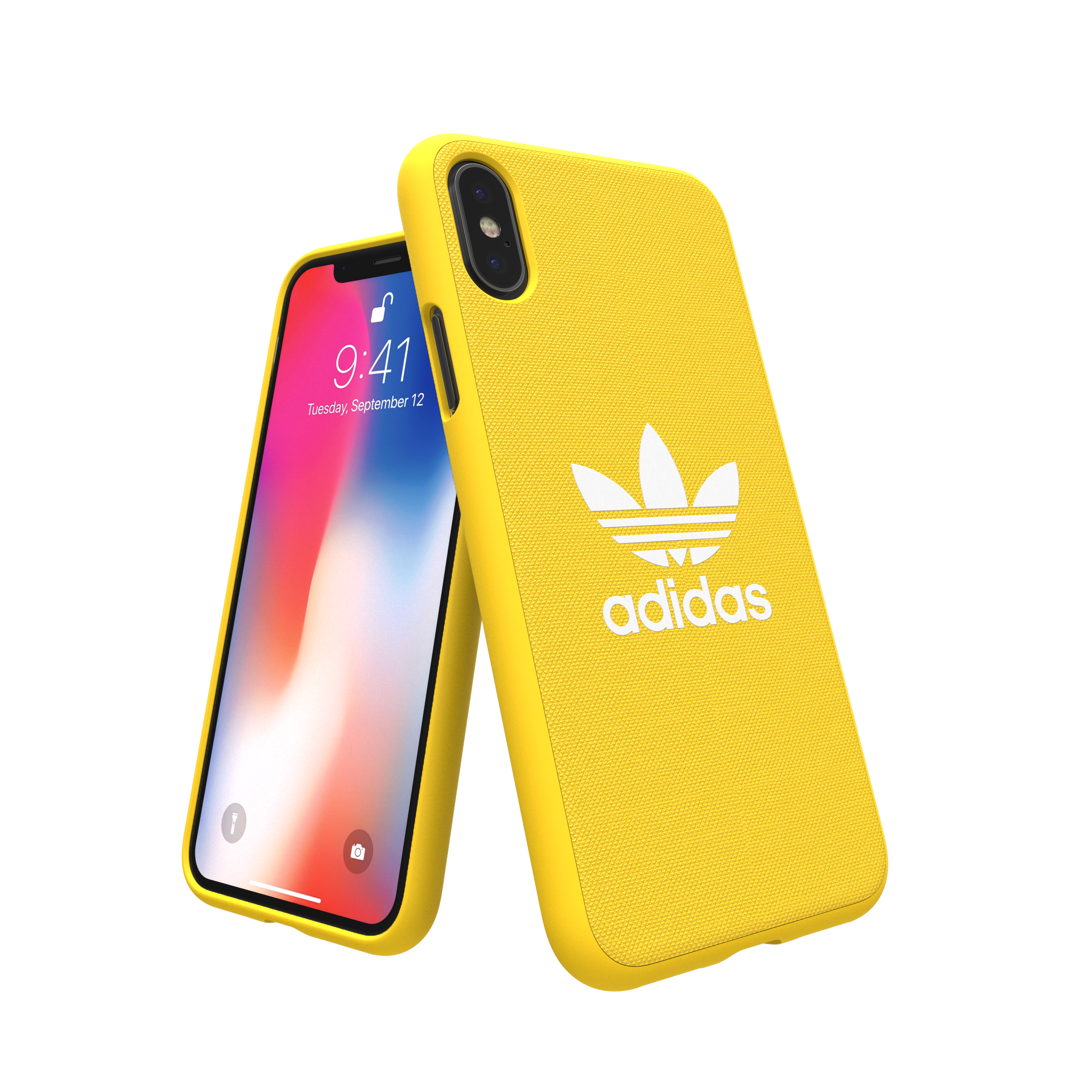 Iphone X Yellow Case