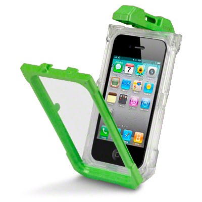 waterproof iphone 4s case green waterproof cover for iphone 4 1985