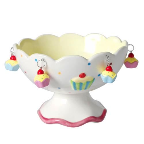 Fairy Cake Design Bowl