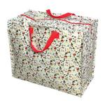 Christmas Carnival Design Storage Laundry and Toy Bag