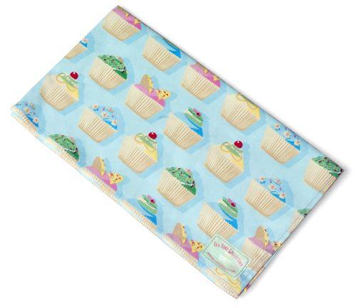 Pair of Tea Time Design Tea Towels