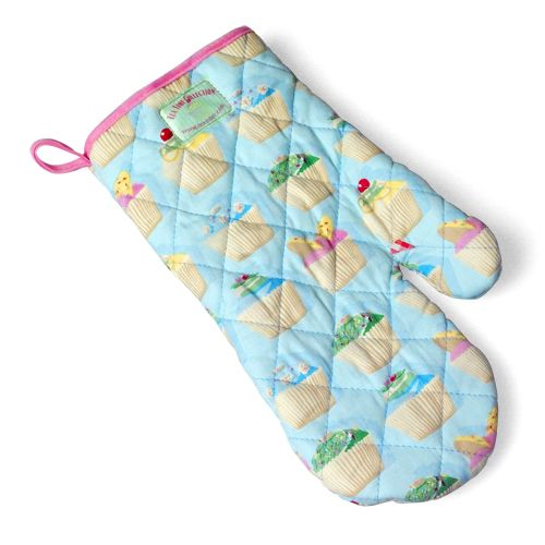 Tea Time Design Oven Glove