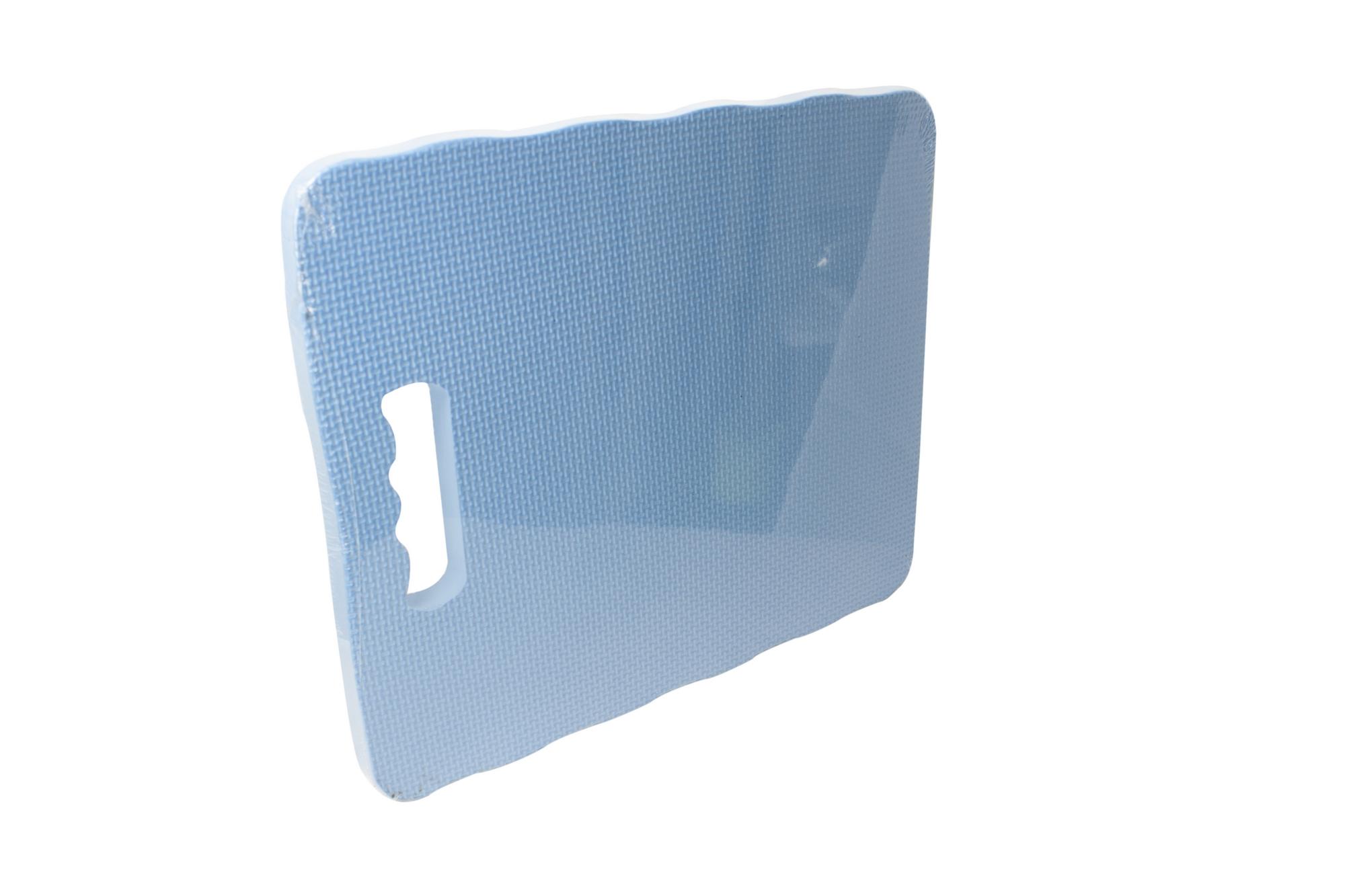 Blue jumbo gardening kneeler pad 30 x 34cm blendboutique for Gardening kneeling pads