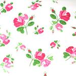 Fuschia Rose Self Adhesive Decorative Vinyl 45cm x 120cm
