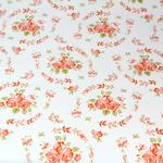 Light Pink Rose Self Adhesive Decorative Vinyl 45cm x 120cm