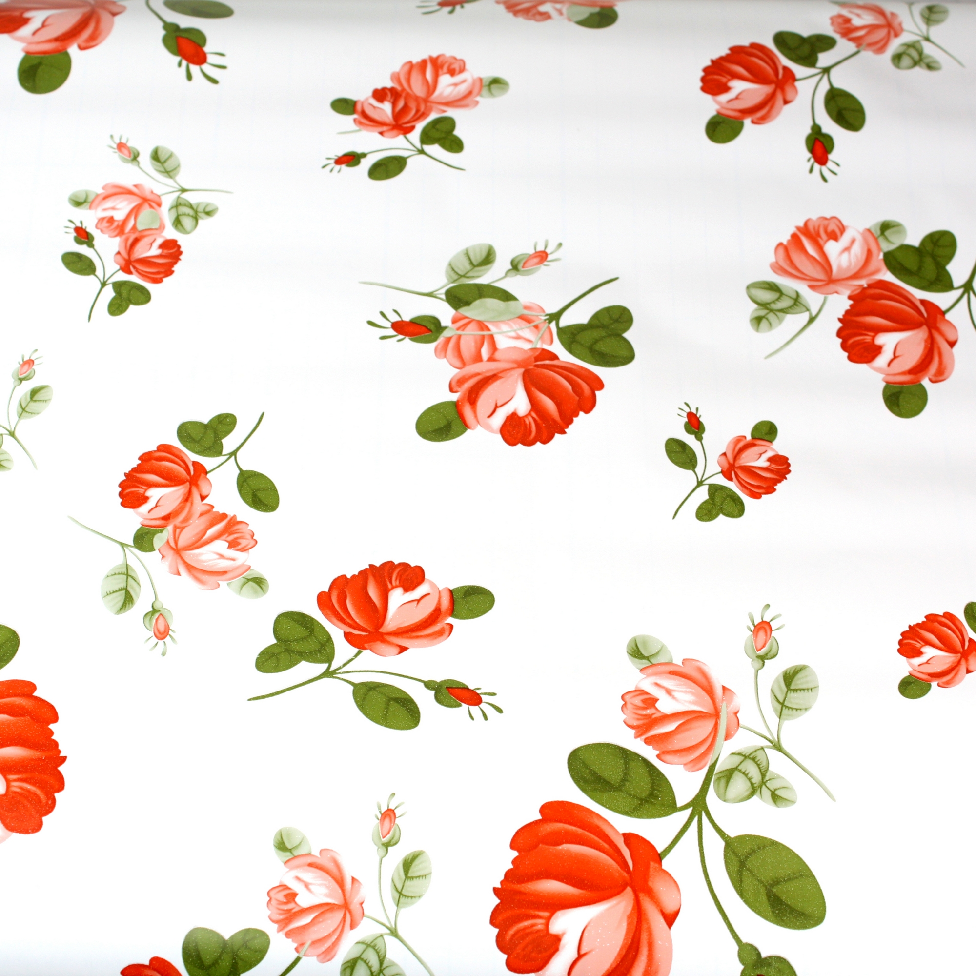 Red rose self adhesive decorative vinyl 45cm x 120cm for Rose adesive
