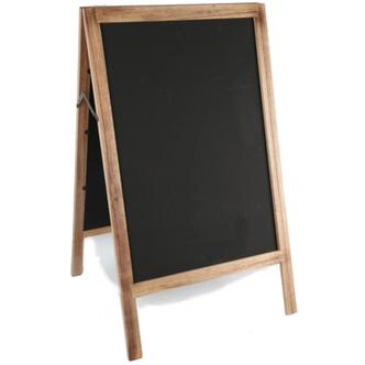 A-Frame Blackboard sign
