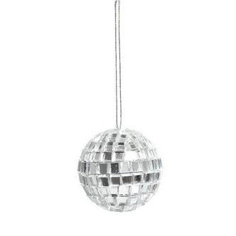 10x Rear View Mirror Disco Ball Bauble