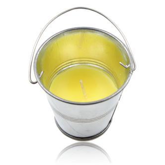 Bucket Citronella Candle