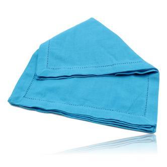 Blue Cotton Placemats