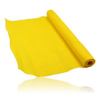Bright Yellow Table Runner