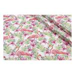 9x Scented Paper Drawer Liners Non-Adhesive - Tropical Scent