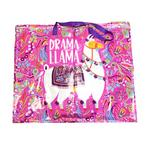 Pink Lama Design Storage Laundry and Toy Bag