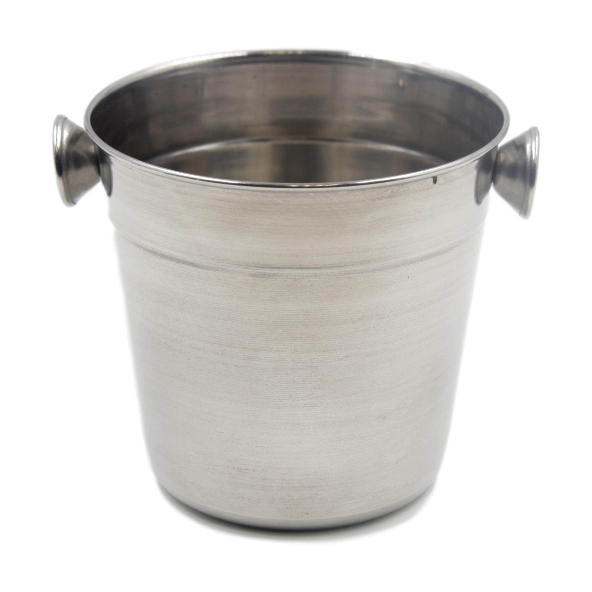 Mini Stainless Steel Ice Bucket H10cm Blendboutique