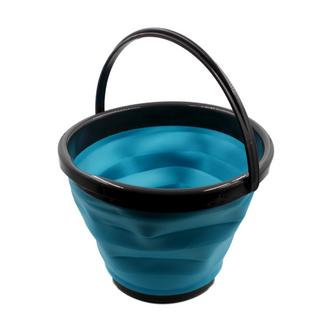 Blue Collapsible Water Bucket 10L