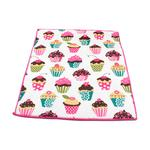 microfibre dish drying towel - Cup Cake Design