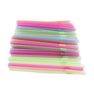 Wide Jumbo Smoothie Straws Pack of 5000
