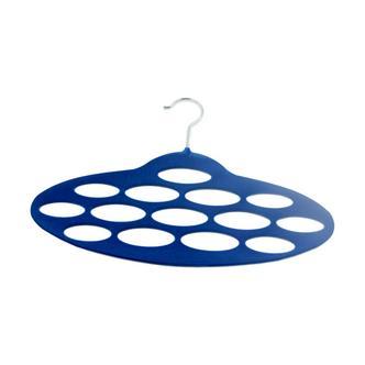 Blue Oval Scarf Hanger