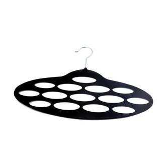 Black Oval Scarf Hanger