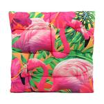 Exotic Flamingo Bird Design Seat Pad x1