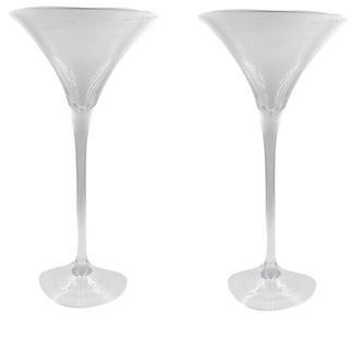 Tall Martini Vase