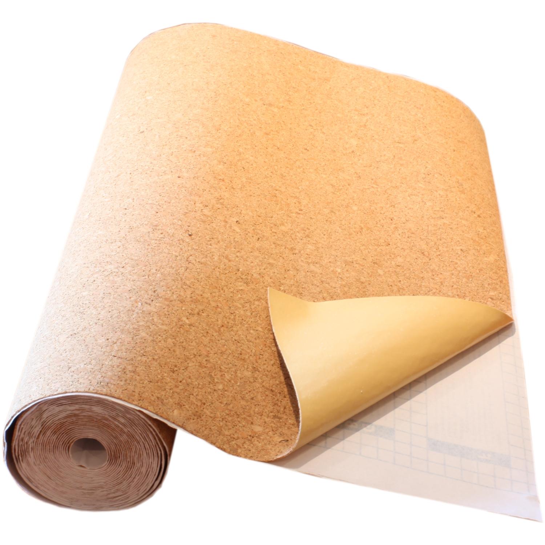 Self Adhesive Craft Cork Sheet 100x40cm Blendboutique