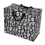 Skull & Crossbone Design Storage Laundry and Toy Bag
