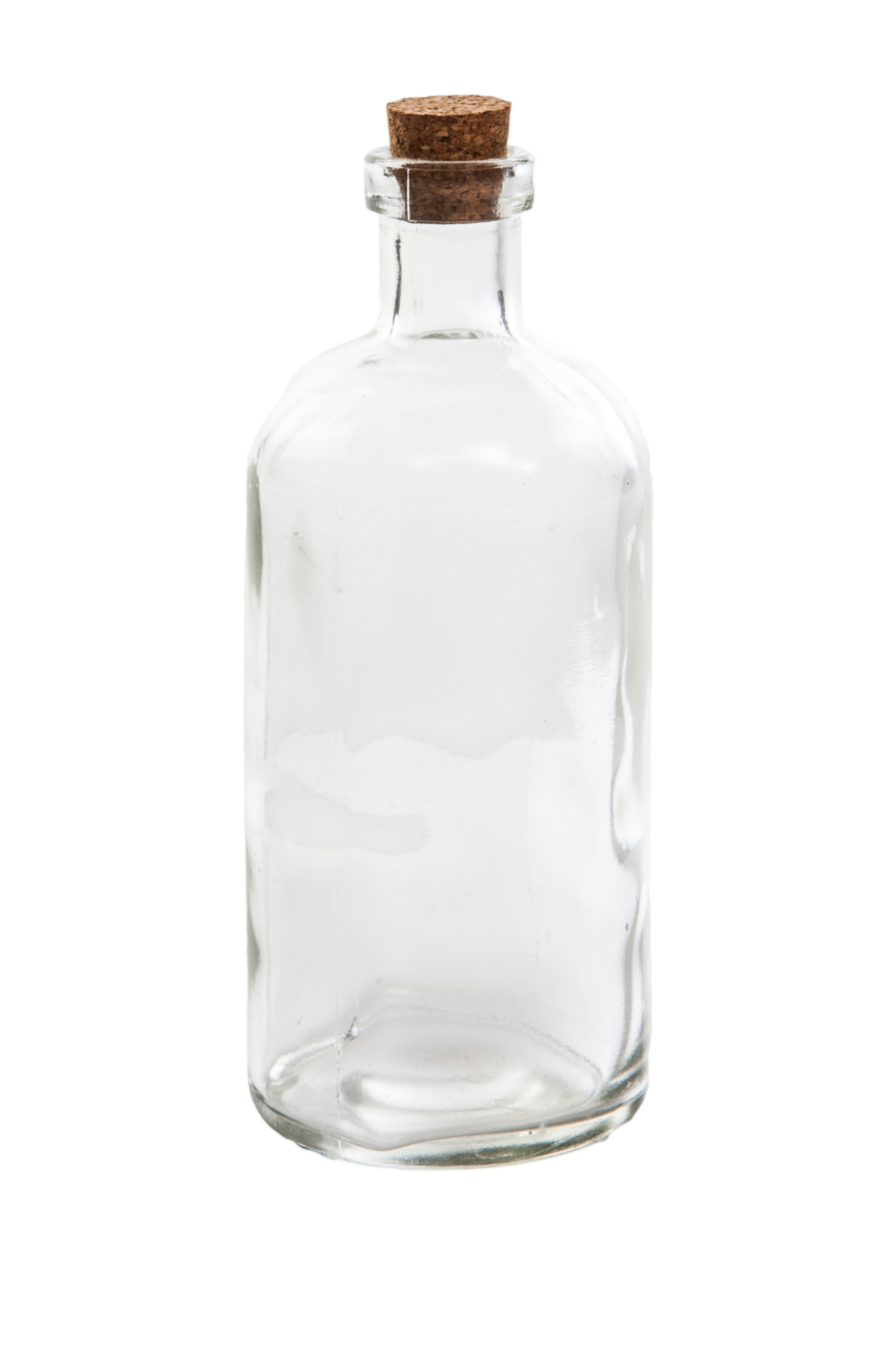 Small Clear Glass Message Bottle with Cork H14cm  : lrgscaleMessageBottle from www.blendboutique.co.uk size 1000 x 1500 jpeg 199kB