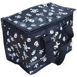 Skull Design Insulated Lunch Bag