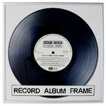 "12"" Record Cover Frame Silver Edge"