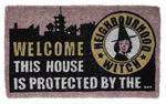 Neighbourhood Witch Doormat