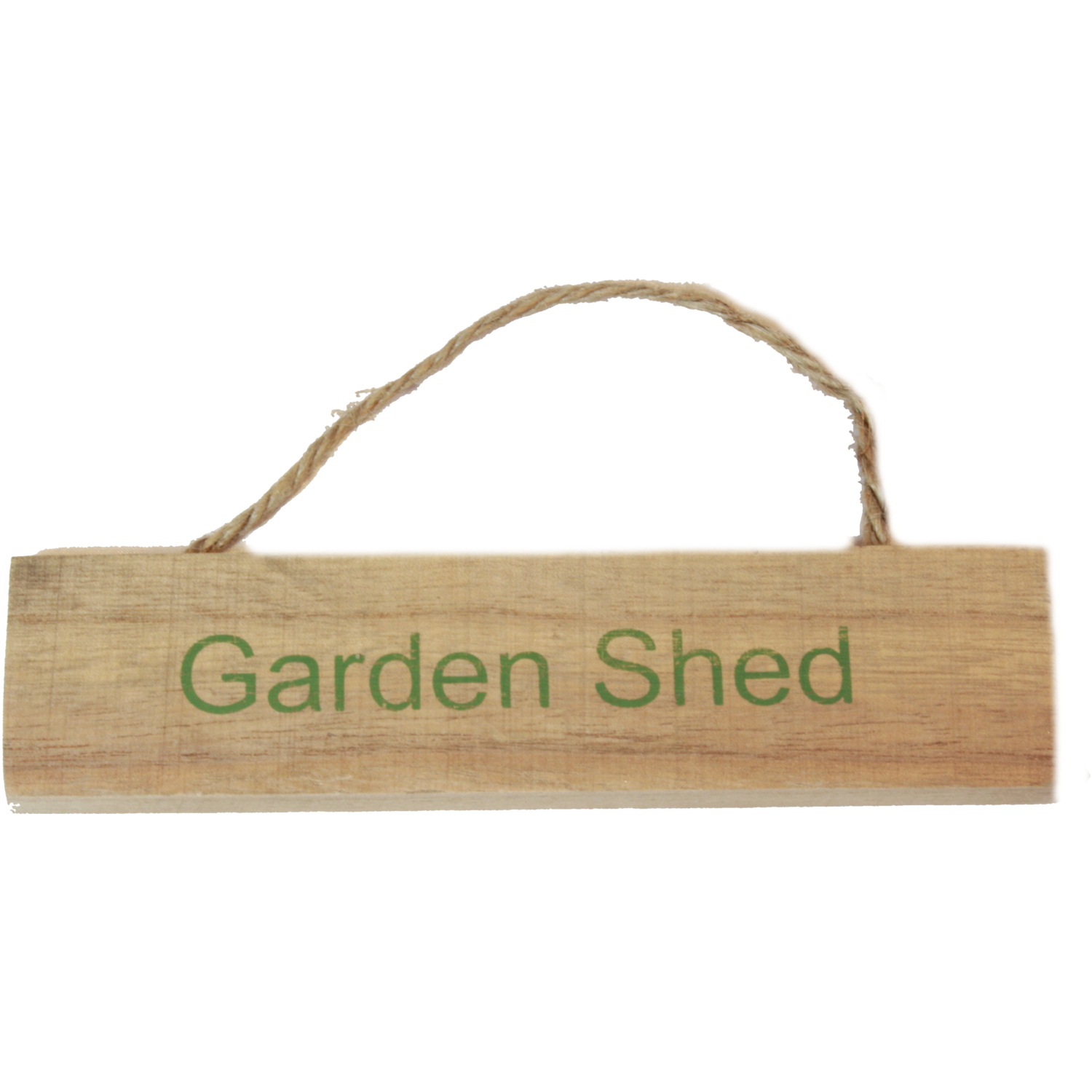 Garden Shed Shabby Vintage Chic Wooden Garden Sign Plaque