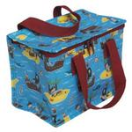 Little Boys Pirates Insulated Lunch Bag