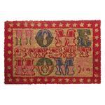 Home Sweet Home Doormat Red
