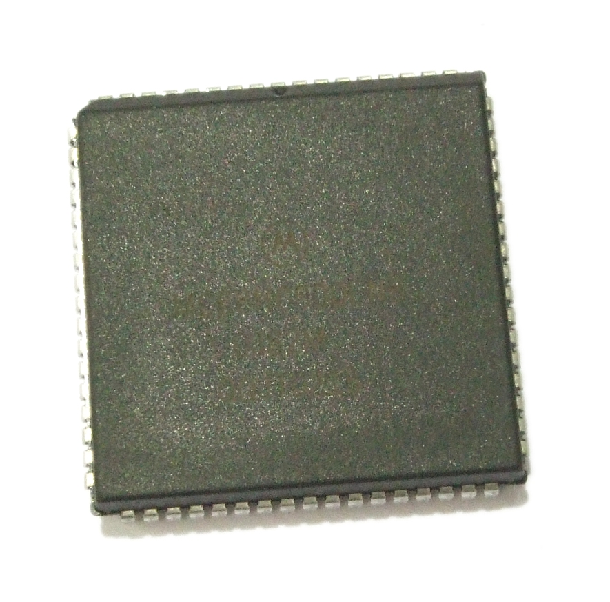 Motorola MC68HC000FN8 68000 Series 8MHz 68-lead PLCC Processor