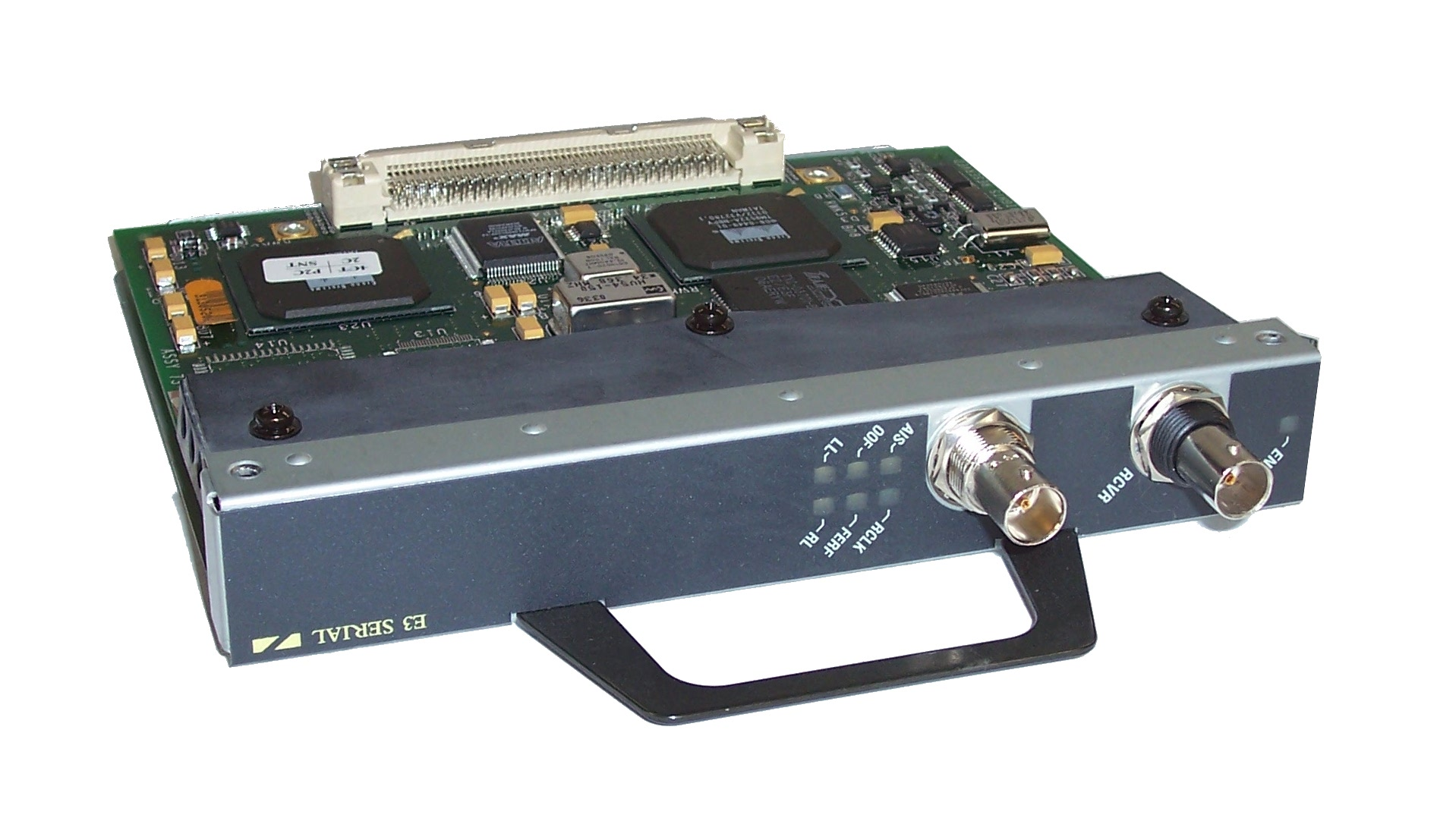 Cisco PA-E3 One(1)-Port Clear-Channel E3 Port Adapter For 7200 series VXR  Router