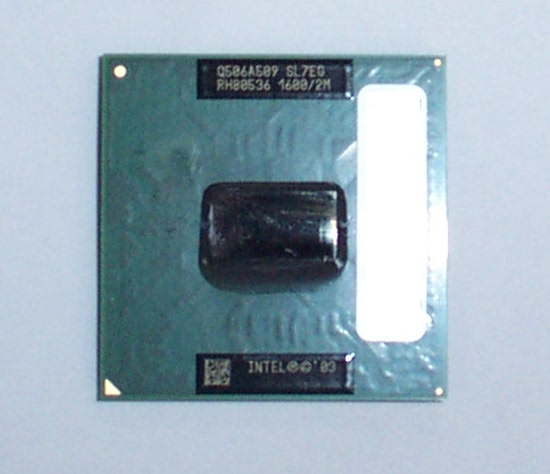 Intel SL7EG Pentium M 725 1.6GHz 2MB 400MHz Processor